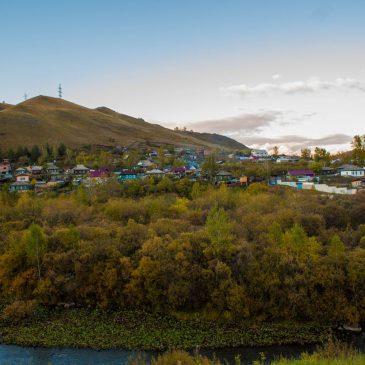 November/ Krasnoyarsk, Sibirien: Due Diligence