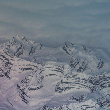 Januar / Grönland: erloschene Vulkane in Grönland –auf dem Weg zu kanadischen Steuermandaten