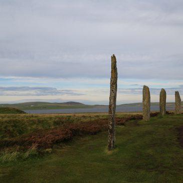 Schottland – beachtliche Leistungen aus der Steinzeit