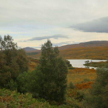 Oktober – Schottland
